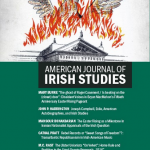 American Journal of Irish studies Volume 14 Now Available